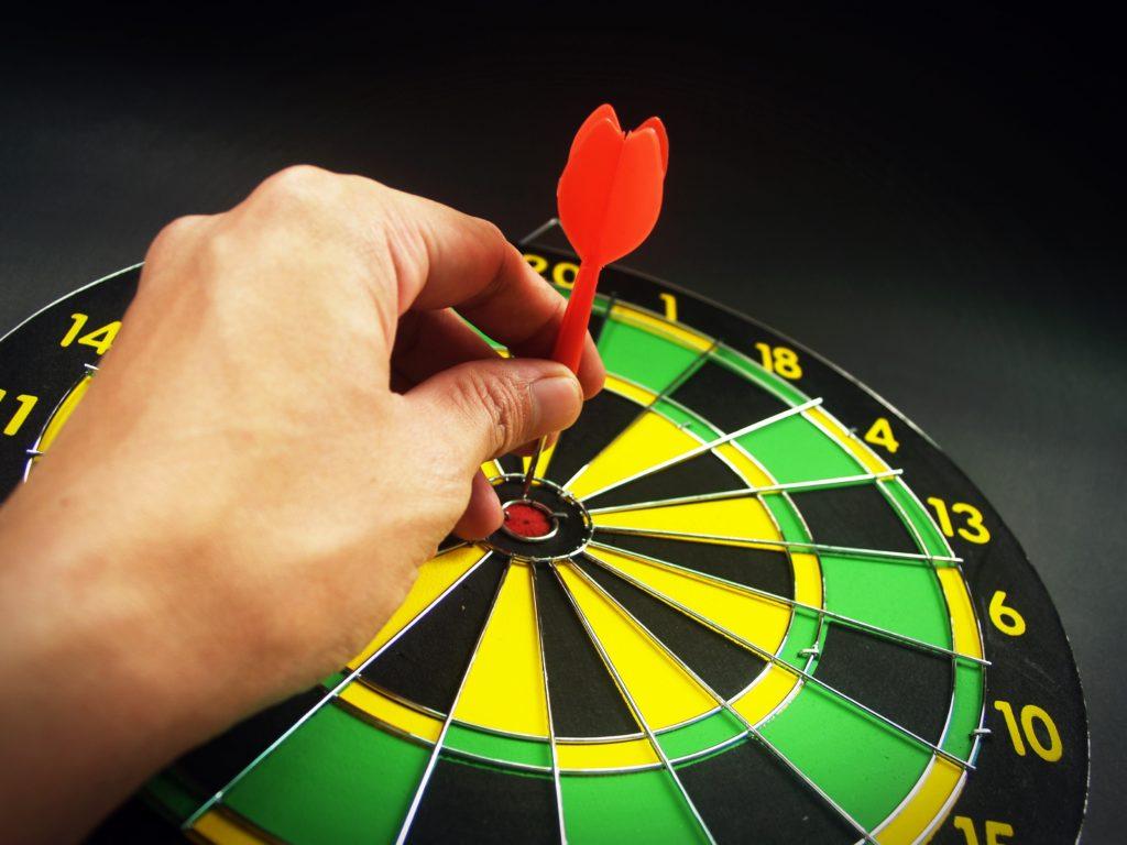 bullseye strategic planning. Hit your potential