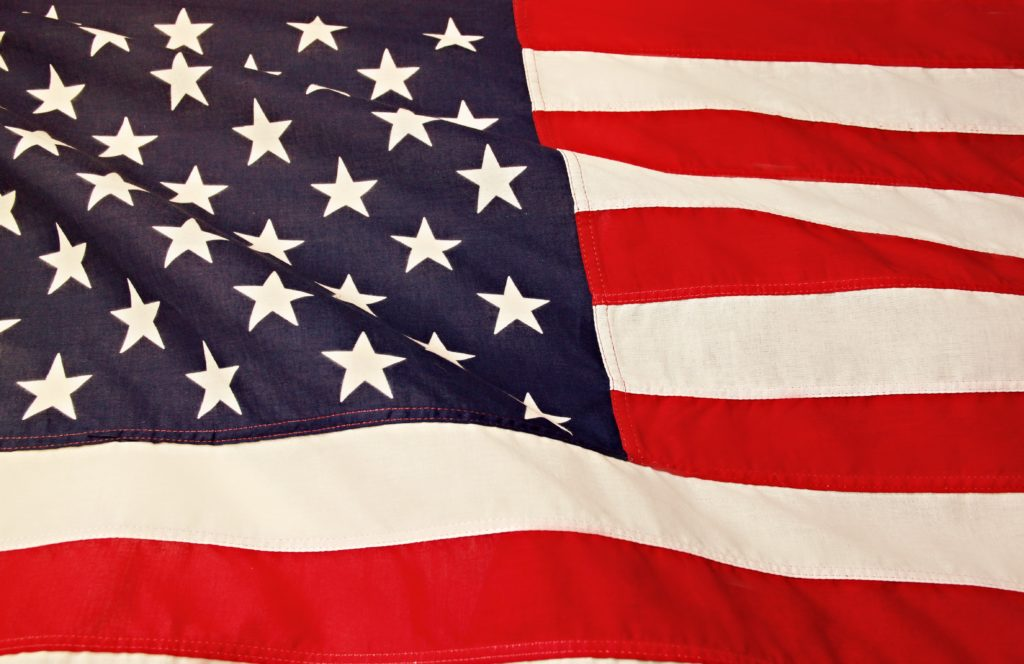 Just sharing a flag image doesn't show you've done your part to protect our freedom