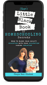 Little Black Book of Homeschooling Secrets