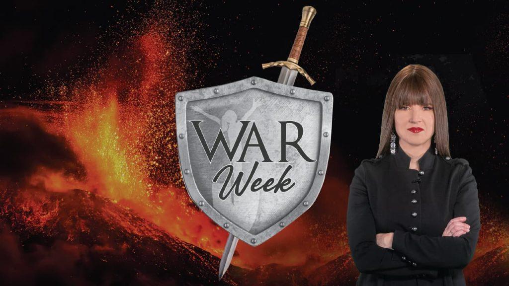 High-Performance Training war week